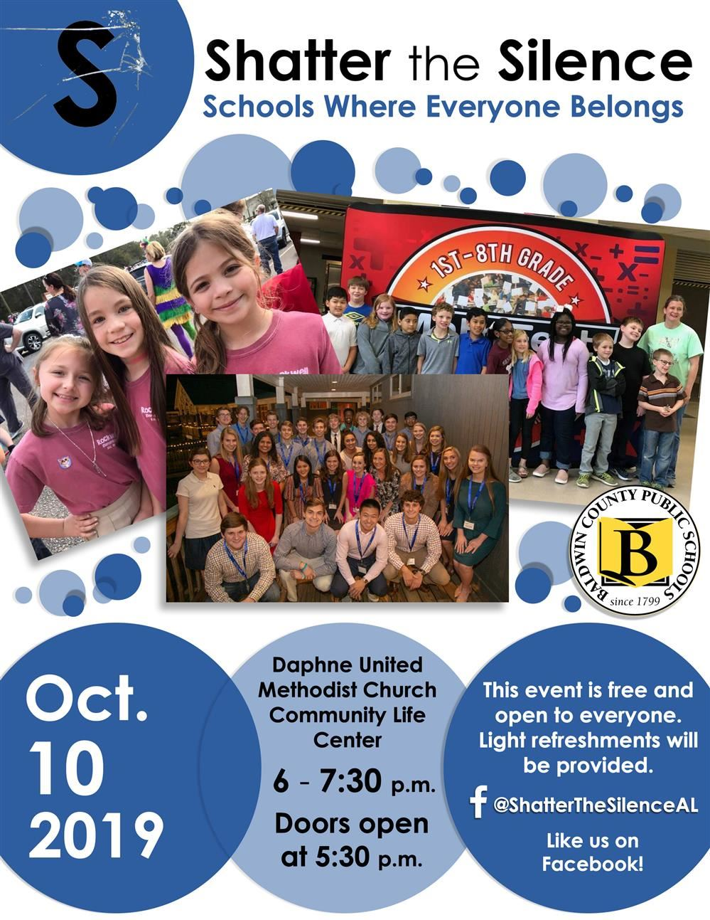 Bullying Awareness and Prevention Community Night