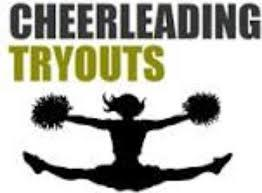 Cheer Leading Try Outs