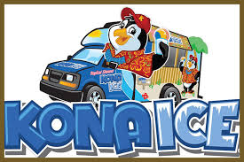 Kona Ice-Friday, March 29th