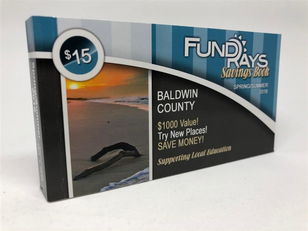 Fund Rays Coupon Book Fundraiser