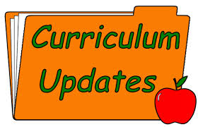 Image result for curriculum updates